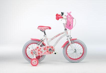 In Bicicletta Con Hello Kitty Bicicletta Hello Kitty Smamma