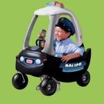 auto della polizia Città del Sole