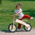 bicicletta senza pedali Città del Sole